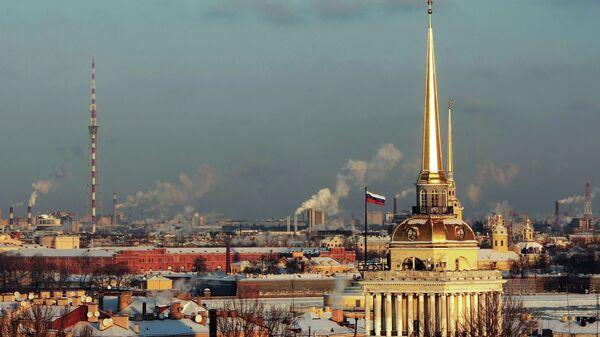 Виды Санкт-Петербурга, архивное фото