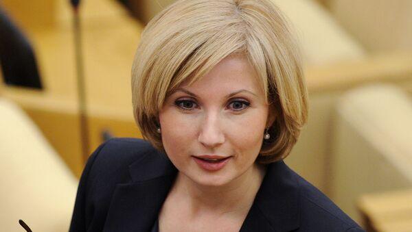 Член комитета Госдумы по труду, социальной политике и делам ветеранов Ольга Баталина
