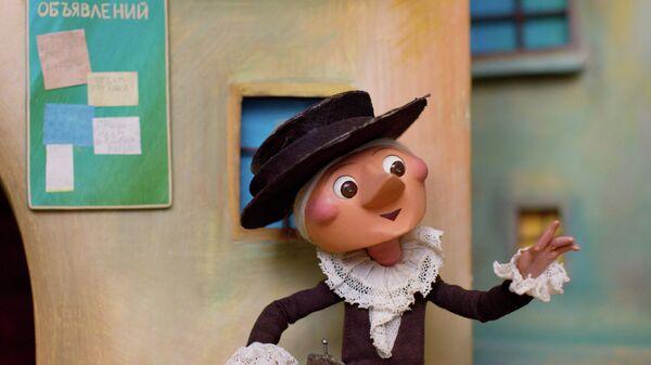 Кукла – персонаж из серии мультфильмов про Чебурашку