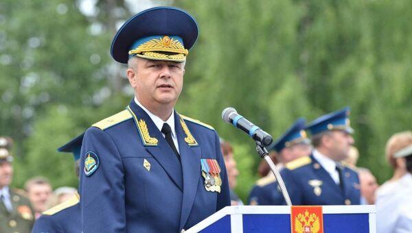Генерал-майор Александр Головко. Архив