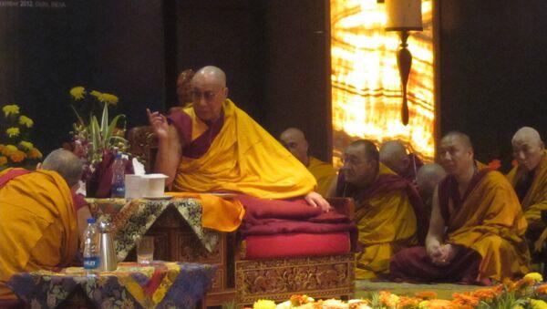 Далай-лама и российские буддисты