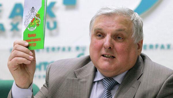 Заведующий кафедрой административного и финансового права, доктор юридических наук, профессор Анатолий Селюков