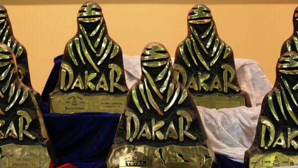 Дакар. Архивное фото