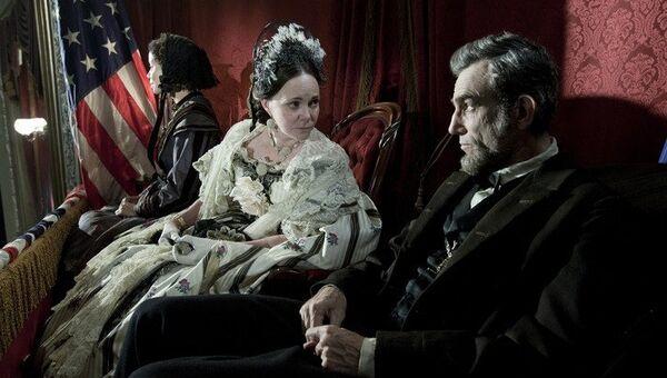 Кадр из фильма Линкольн, 2012