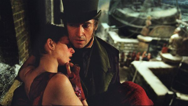 Кадр из фильма Отверженные