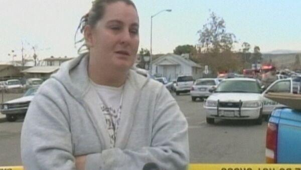 Моя дочь была в панике - мама ученицы школы в США, где подросток открыл стрельбу