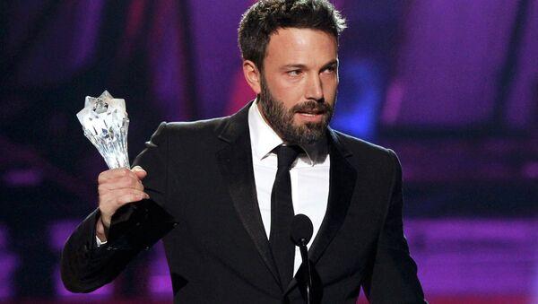 Бен Аффлек на 18-й ежегодной Critics 'Choice Movie Awards в Санта-Монике