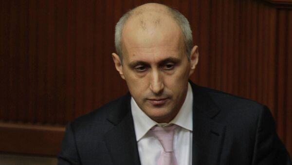 Назначение Игоря Соркина на должность главы Нацбанка Украины