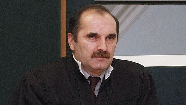 Судья Верховного суда Дагестана Магомед Магомедов. Архив