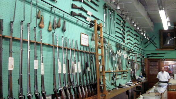 Продажа оружия в США. Архивное фото