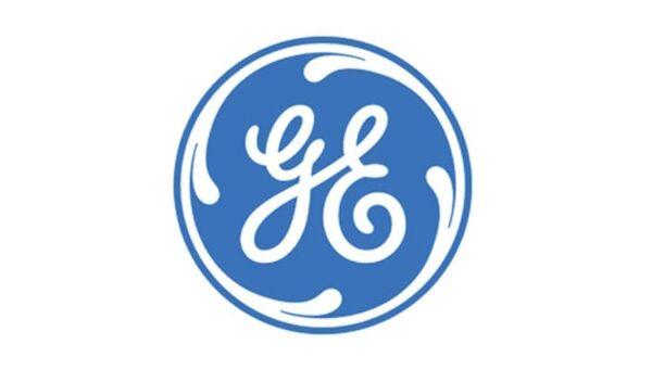 Логотип General Electric Companyю. Архивное фото
