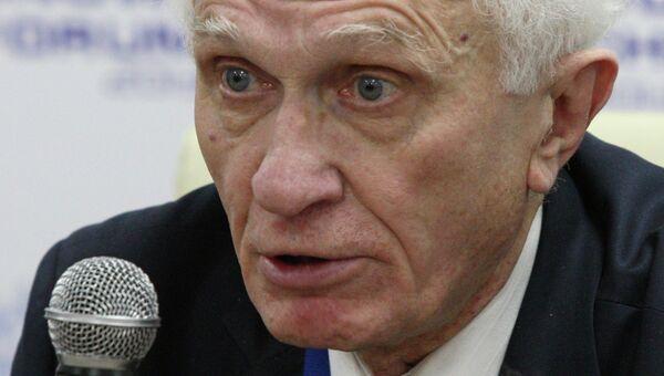 Директор института географии РАН, президент гляциологической ассоциации Владимир Котляков