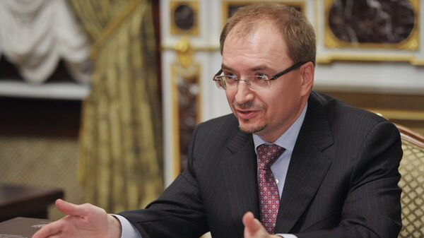 Ректор Санкт-Петербургского государственного университета Николай Кропачев