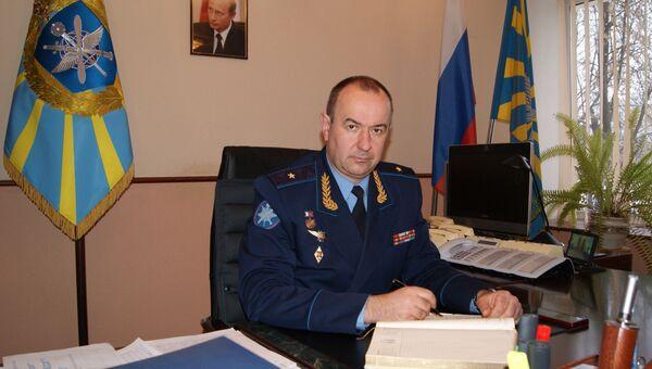Генерал-майор Владимир Бенедиктов