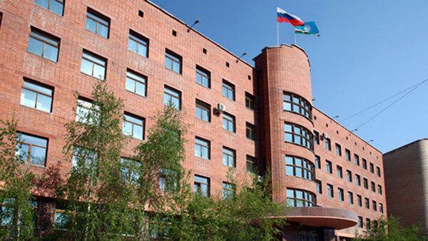 Здание Государственного Собрания (Ил Тумэн) Республики Саха (Якутия)