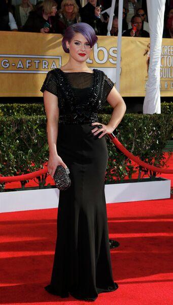 Келли Осборн на 19-ой церемонии вручения премии Гильдии киноактеров США