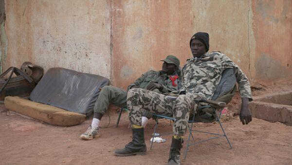 Солдаты Мали. Архивное фото