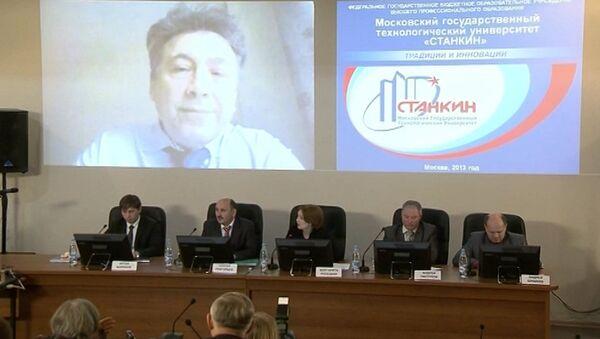 Пресс-тур Департамента образования Москвы В инженеры – со школьной скамьи