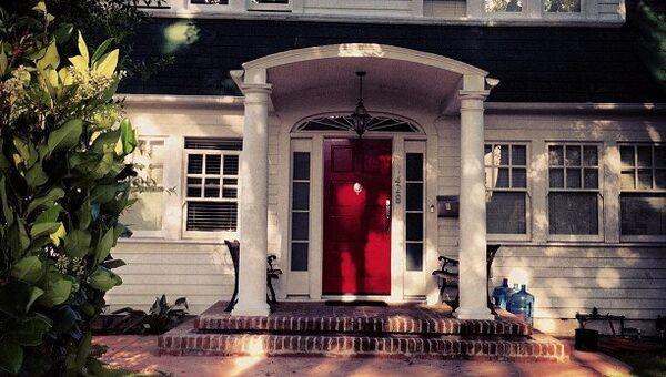 Дом из фильма ужасов Кошмар на улице Вязов