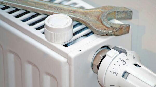 Радиатор отопления. Архивное фото
