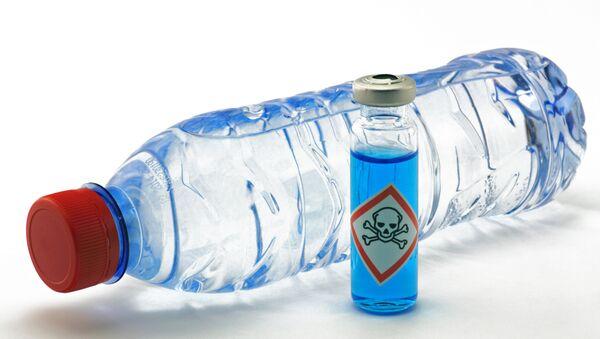 Отравленная жидкость. Архивное фото