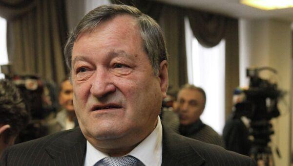 Президент Федерации фигурного катания на коньках России Валентин Писеев. Архивное фото