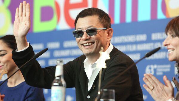 Президент жюри кинофестиваля Берлинале-2013, гонконгский режиссер Вонг Кар-Вай