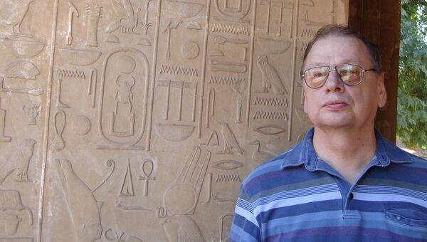 Посол России в Египте Сергей Кирпиченко. Архивное фото
