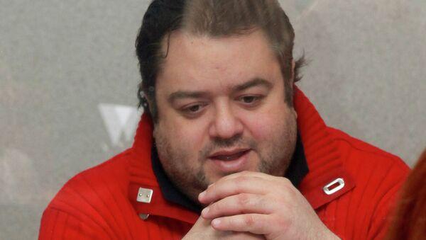 Владелец клуба Хромая лошадь Анатолий Зак на заседании суда по делу о пожаре в заведении, архивное фото
