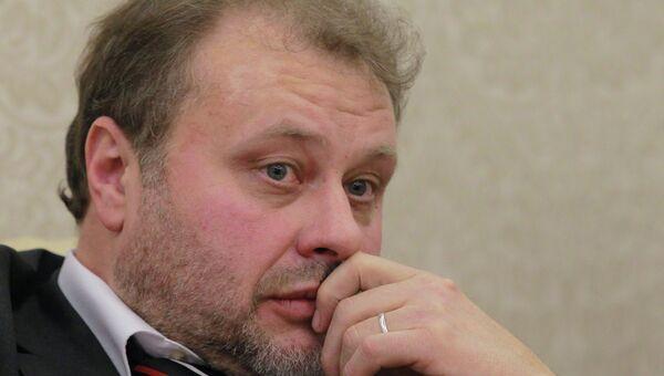 Олег Коршунов. Архивное фото