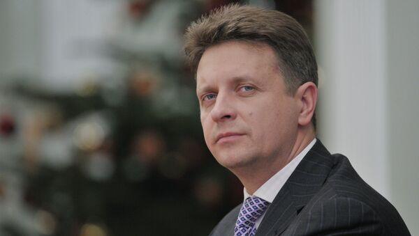 Максим Соколов. Архивное фото