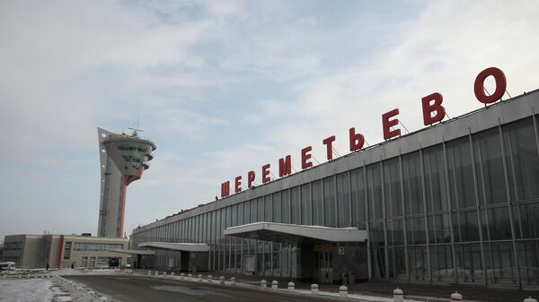 Аэропорт Шереметьево. Архив