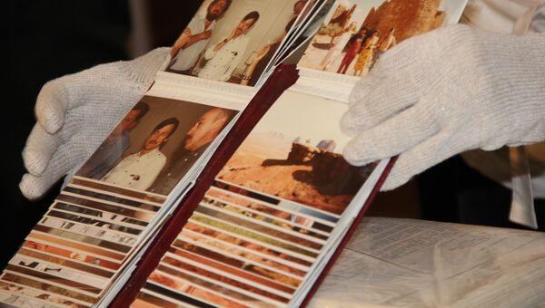 Фотографии из архива Тарковского, привезенного в Юрьевец из Лондона
