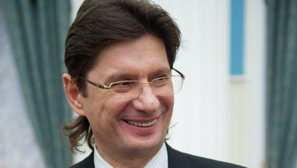 Начальник главного управления стратегического развития и инвестиционного анализа ОАО Нефтяная компания Лукойл Леонид Федун