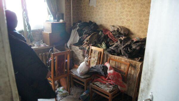 Квартира ветерана Загита Махметова