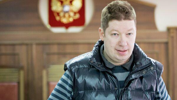 Бизнесмен Алексей Козлов в Ивановском областном суде. Архив