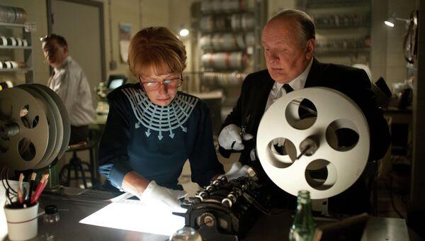 Кадр из фильма Хичкок