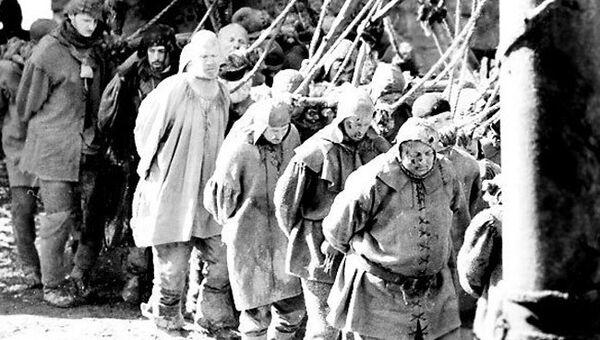 Кадр из фильма История арканарской резни