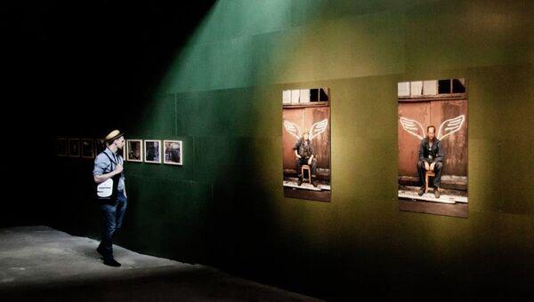 Экспозиция, представленная на Manifesta 9 в бельгийской провинция Лимбург. Архив