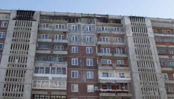 Томская многоэтажка, где произошел взрыв газа, восстановлена