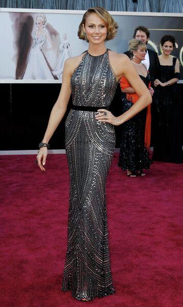 Стейси Кейблер на 85-й церемонии вручения премии Оскар