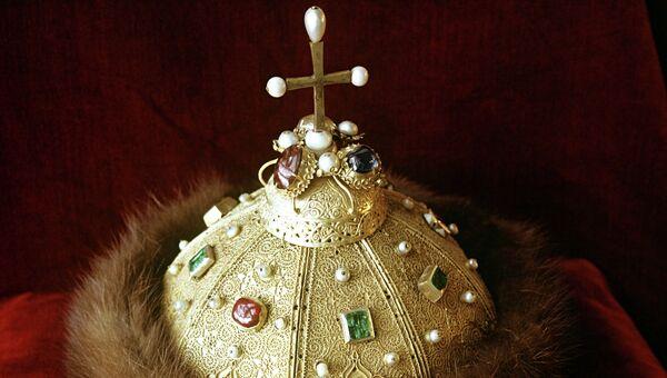 Алмазный венец царя Петра I