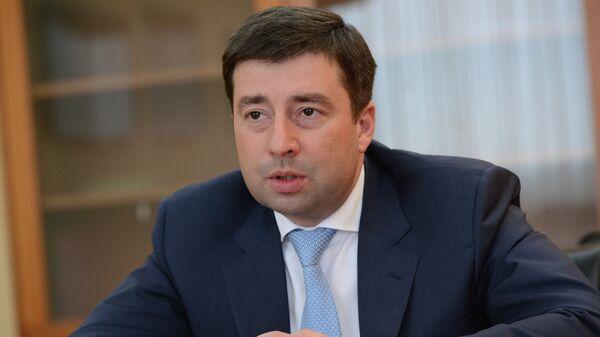 Глава Агентства по страхованию вкладов (АСВ) Юрий Исаев