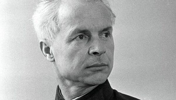 Писатель и кинорежиссер Александр Довженко