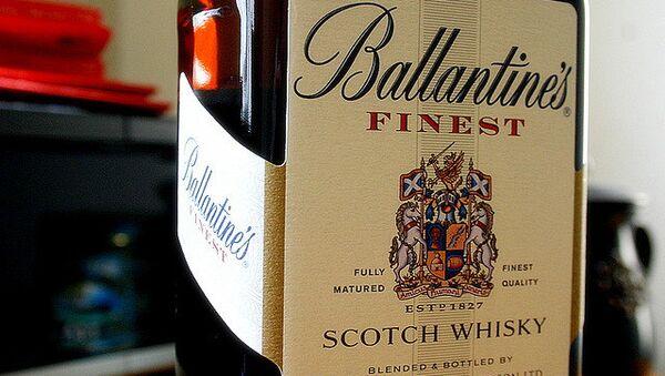 Шотландский виски Ballantines