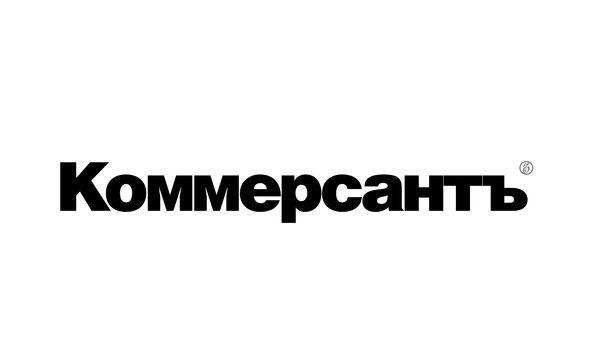 Логотип ЗАО Коммерсантъ. Издательский дом