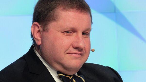 Журналист, эксперт по международной политике Константин фон Эггерт
