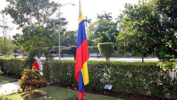 Траур по Уго Чавесу на Кубе
