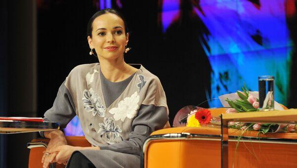 Творческий вечер балерины Дианы Вишнёвой в РИА Новости