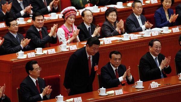 Генеральный секретарь ЦК Компартии Китая Си Цзиньпин